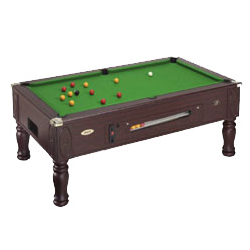 Full Sized Pool Table Hire