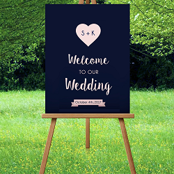 Wedding & Party Signs