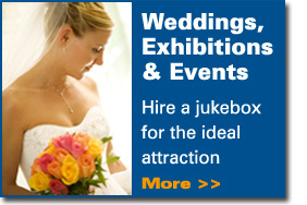 wedding jukebox hire