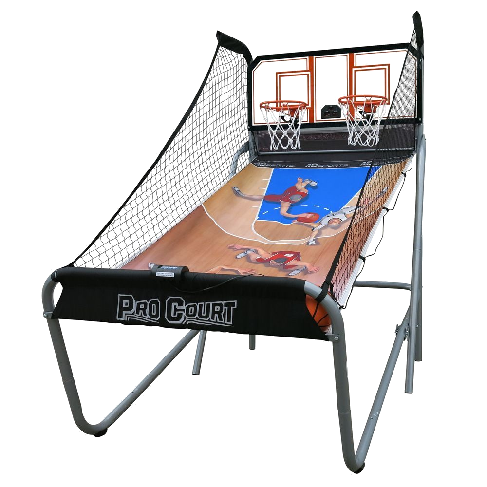 Arcade Basket Ball Hire
