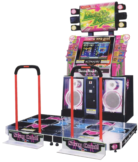 Arcade Dance Machine Hire