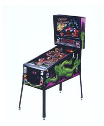 Creatures of The Black Lagoon Pinball Machine For Sale