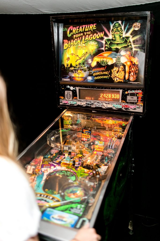 Chester Virtual Pinball Machine Hire