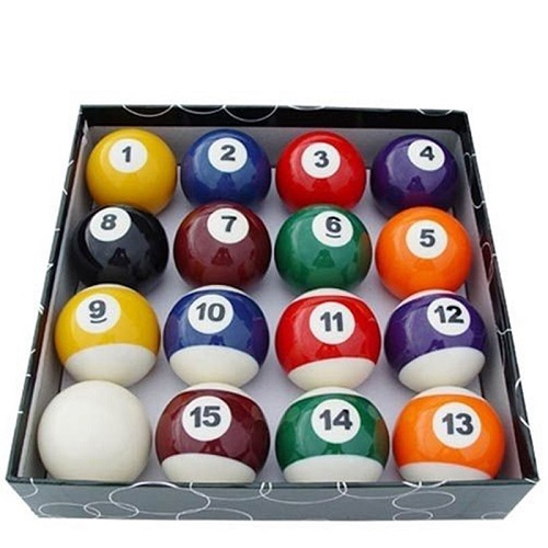 Stripes & Solids Pool Ball Hire