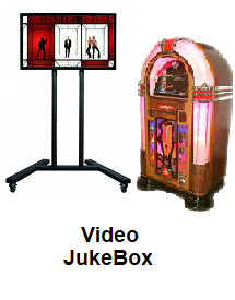 Digital Video Nostalgia JukeBox Hire