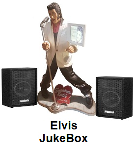 Elvis Presley JukeBox Hire