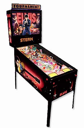 Elvis Pinball Machine For Sale