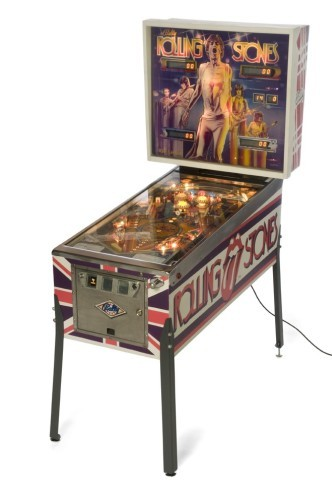Rolling Stones (Bally 1981) Pinball Machine For Sale